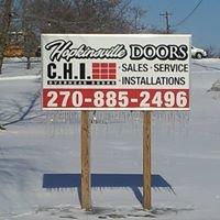 Hopkinsville Doors.