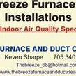 The Breeze Furnace & A/C Installations & Duct Cleaning