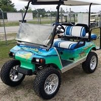 EGR Golf Cars and Parts