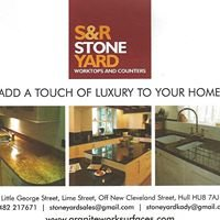 S & R Stoneyard Ltd - Granite Worksurfaces