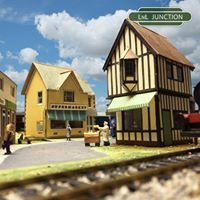 LnL Junction - Superquick card building kits HO OO scale model railways