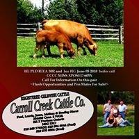 Carroll Creek Cattle Co.