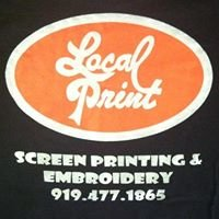 Local Print Screen Printing & Embroidery
