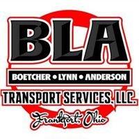BLA Transport Services, LLC