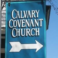 Calvary Covenant Church in Stockholm