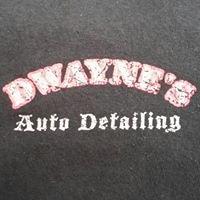 Dwayne's Auto Detailing