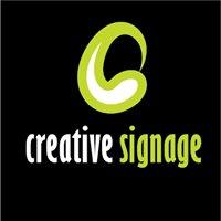 Creative Signage