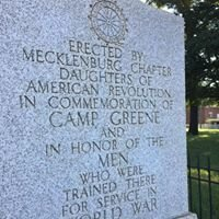 Mecklenburg Chapter DAR Daughters of the American Revolution