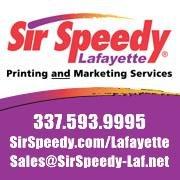 Sir Speedy - Lafayette, La