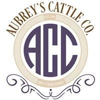 Aubrey's Cattle Company