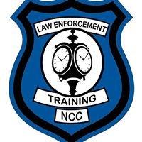 Nash Community College Law Enforcement Training