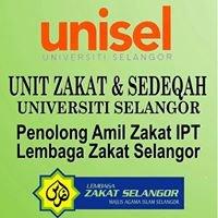 Unit Zakat Dan Sedeqah Universiti Selangor