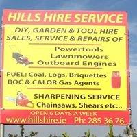 Hills Hire Service
