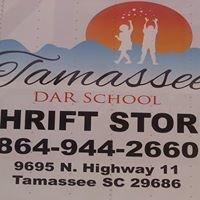 Tamassee DAR Thrift Store