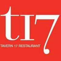 Tavern 17 Restaurant