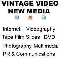 Vintage Video New Media