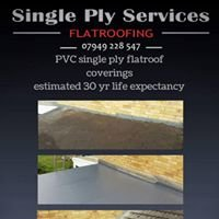 Singleply-services flatroofing-hants