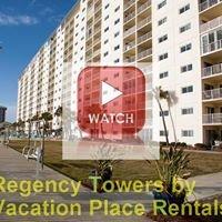 Regency Towers Panama City Beach Florida