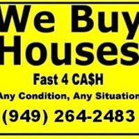 We Buy Houses-Cash