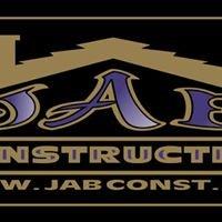 Jab Construction, LLC Building Dreams Since 1995