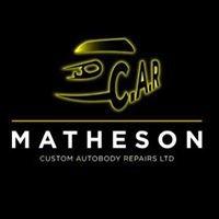 Matheson Custom Autobody Repair Ltd
