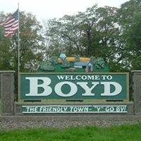 Village of Boyd