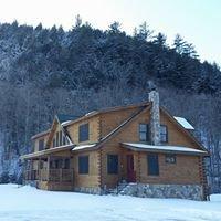 Alpine Dreams Cedar Log Homes