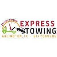 Express Towing Arlington-(817)-706-9285
