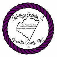 Heritage Society of Franklin County, NC