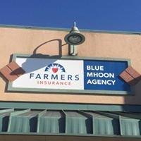 Blue Mhoon Farmers Insurance Agent