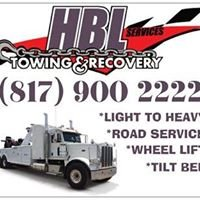 Hbl Services Towing & Recovery