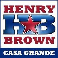 Henry Brown Casa Grande