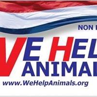 WE HELP ANIMALS INCORPORATED