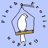 Finch Frolic Garden