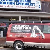 Water Softener & Purification Specialist