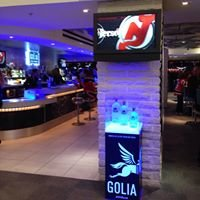 The  Ice Lounge at the Prudential Center