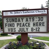 St. John's Lutheran Church ELCA