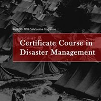 TISS - Online Certificate Programme in Disaster Management