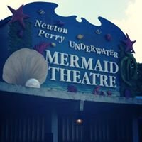 Newton Perry Underwater Mermaid Theater