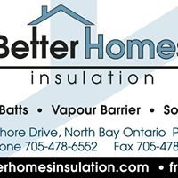 Better Homes Insulation