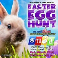 Maricopa Easter Egg Hunt