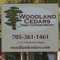 Woodland Cedars Family Cottage Resort