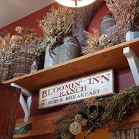 Bloomin Inn - Scrapbooking