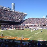 Soldier Field- Chicago Bears Football