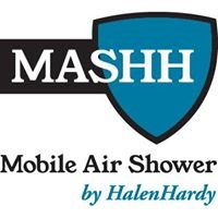MASHH Mobile Air Shower by Halenhardy