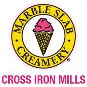 Marble Slab Creamery Cross Iron Mills