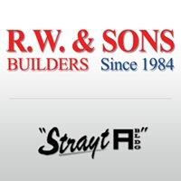R. W. & Sons Builders