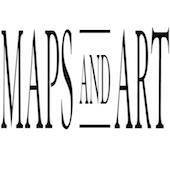 MAPS and ART - Vintage Prints, Antique Maps and Original Art
