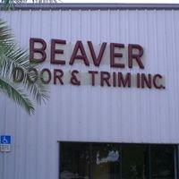 Beaver Door and Trim