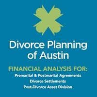 Divorce Planning of Austin